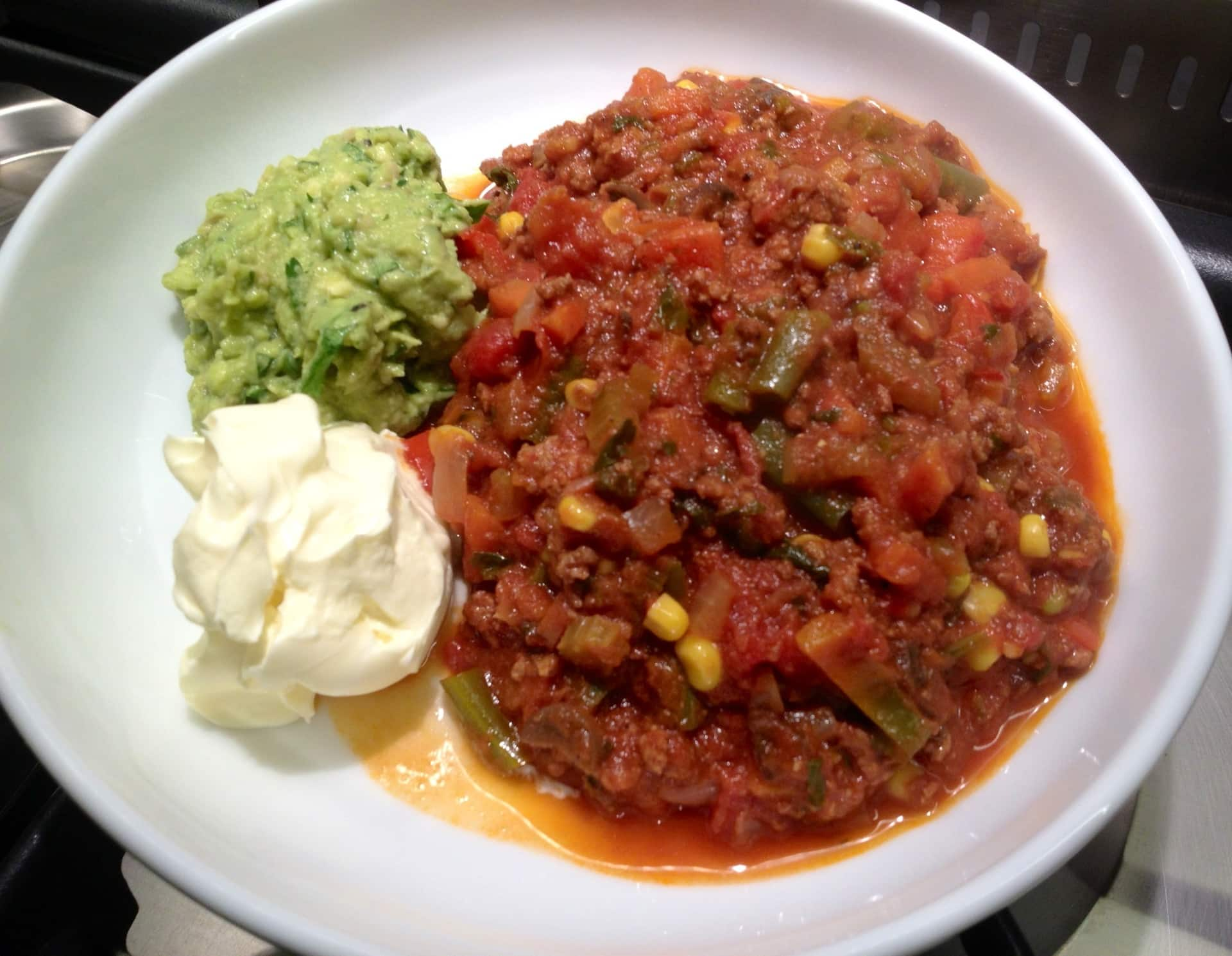 Chilli Con Carne - The Health Emporium, Bondi Road Sydney
